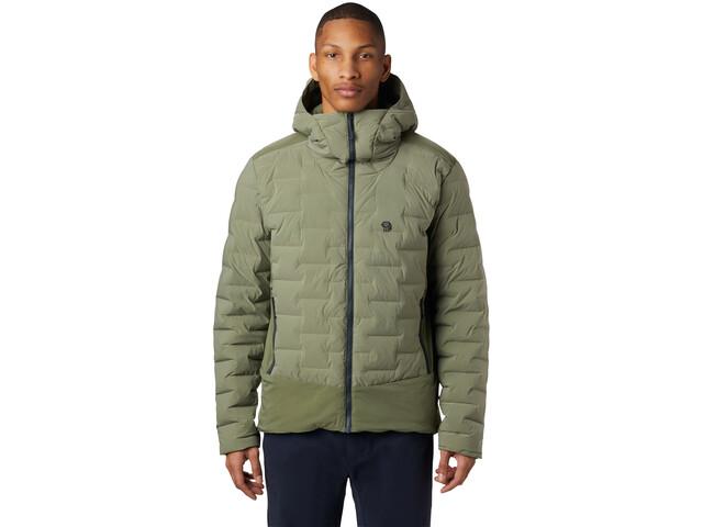 Mountain Hardwear Super/DS Climb Jacket Men light army